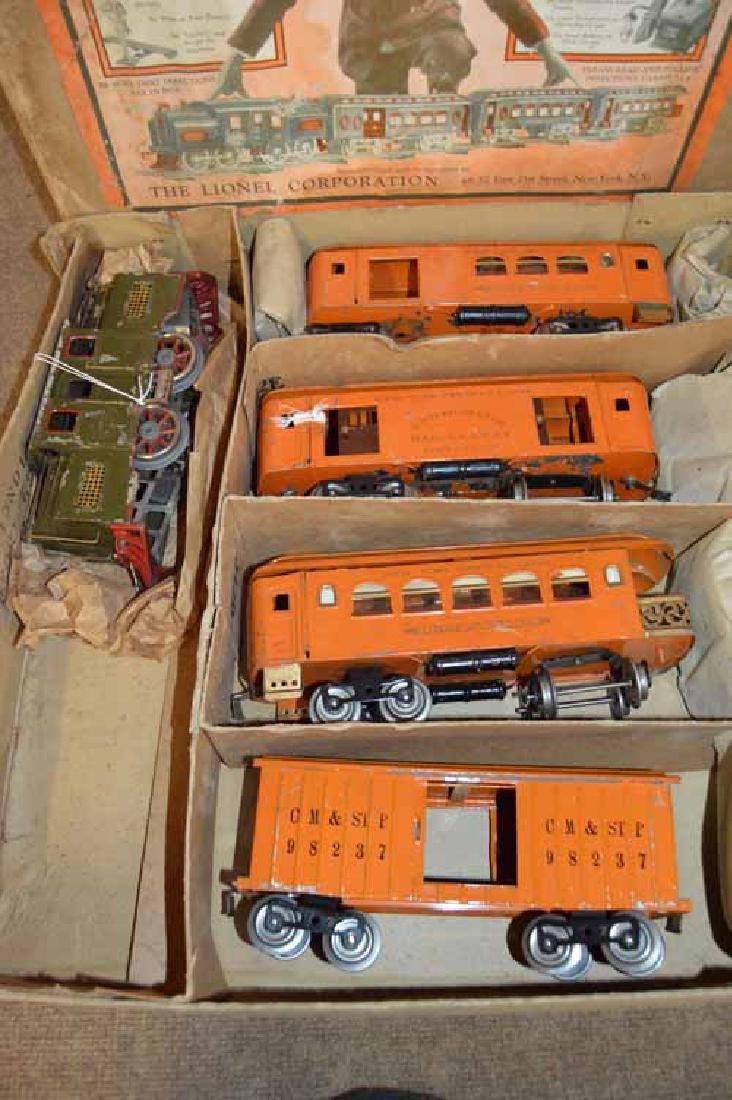 Lionel Standard Gauge #352 T (5 Pc) Train Set in - 2