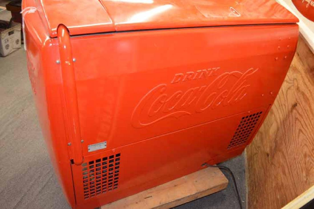 1950's Westinghouse Drink Coca-Cola Cooler - 2