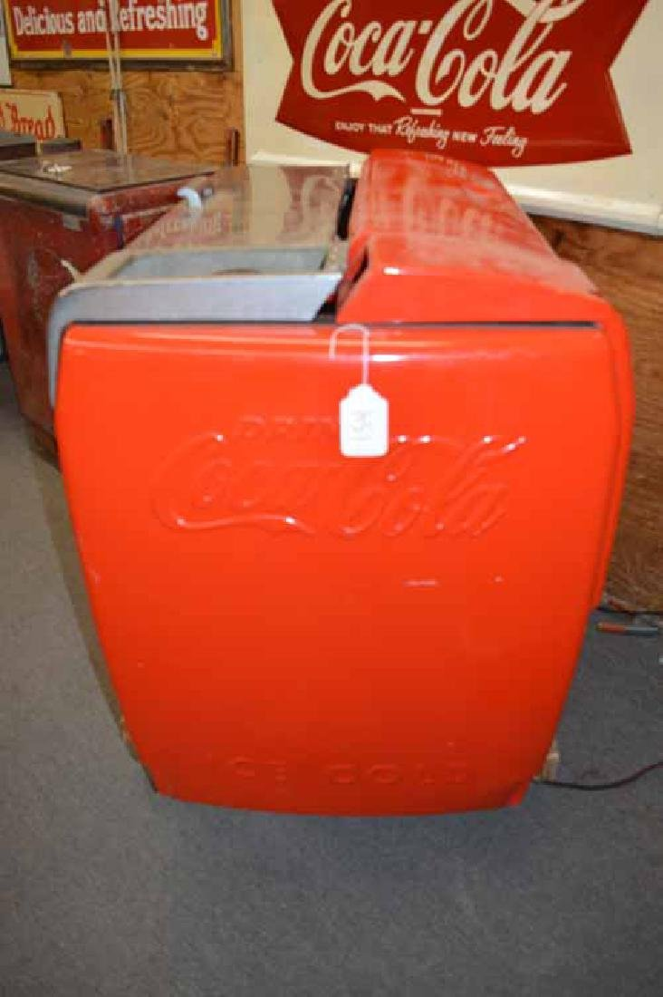 1950's Westinghouse Drink Coca-Cola Cooler - 3