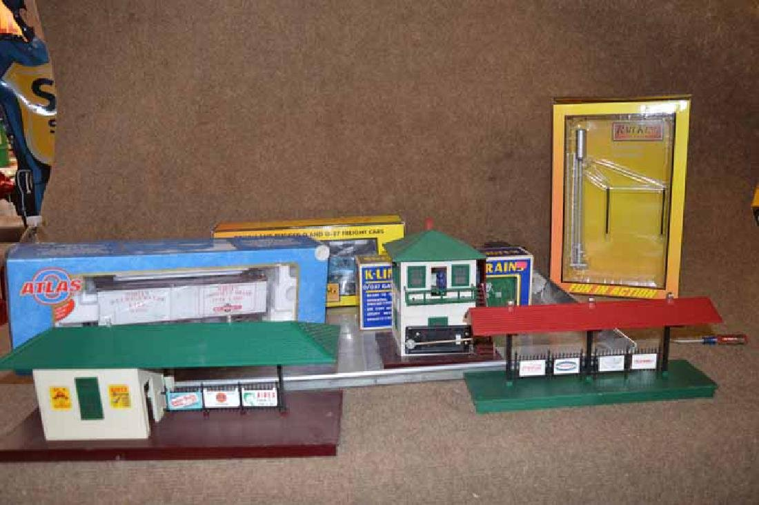 Toy Railroad Accessories