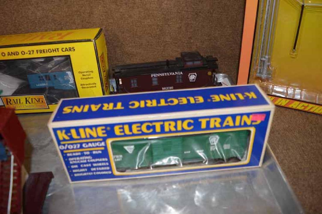Toy Railroad Accessories - 2