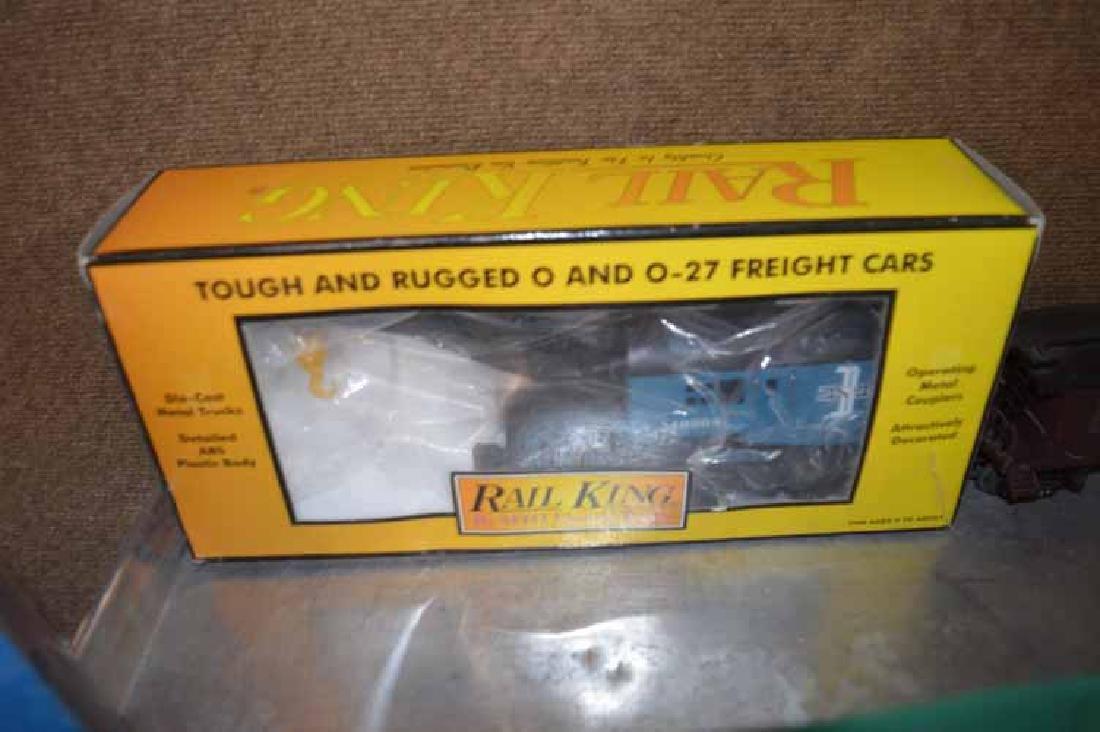 Toy Railroad Accessories - 3