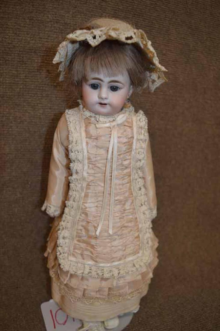 "15"" Bisque shoulder Head Doll"