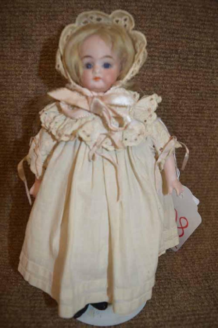 "8"" S&H 950 Bisque Shoulder Head Doll"