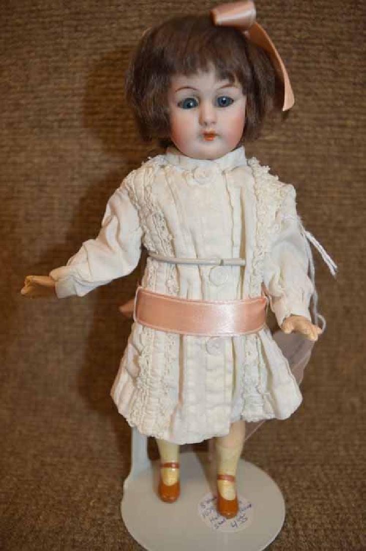"8"" S&H 1079 Bisque Head Doll"
