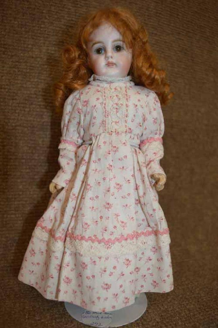 "9"" BELTON Bisque Socket Head Doll"