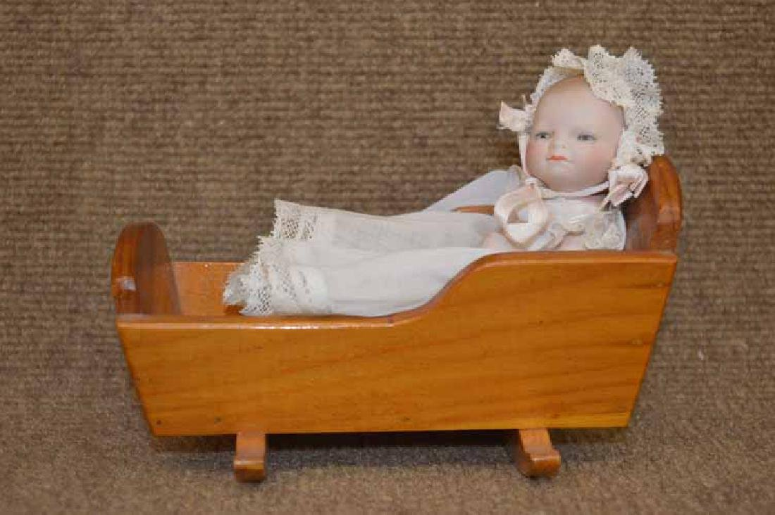 """4 1/2"""" Grace Putnam Bye Lo Baby"""