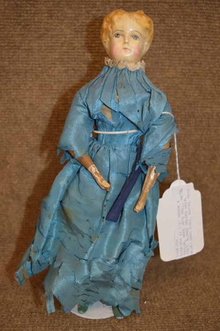 "11 1/2"" Mason & Taylor wood JTD doll"