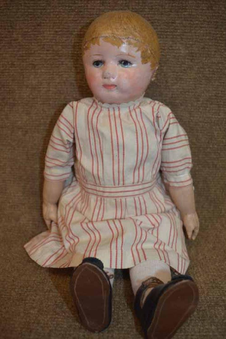 """16 1/2"""" Chase Stockinette/Cloth Doll"""
