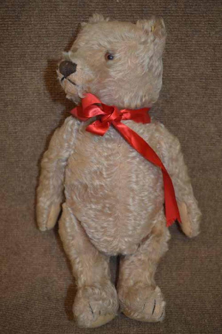 "Steiff 17"" Tan Bear"