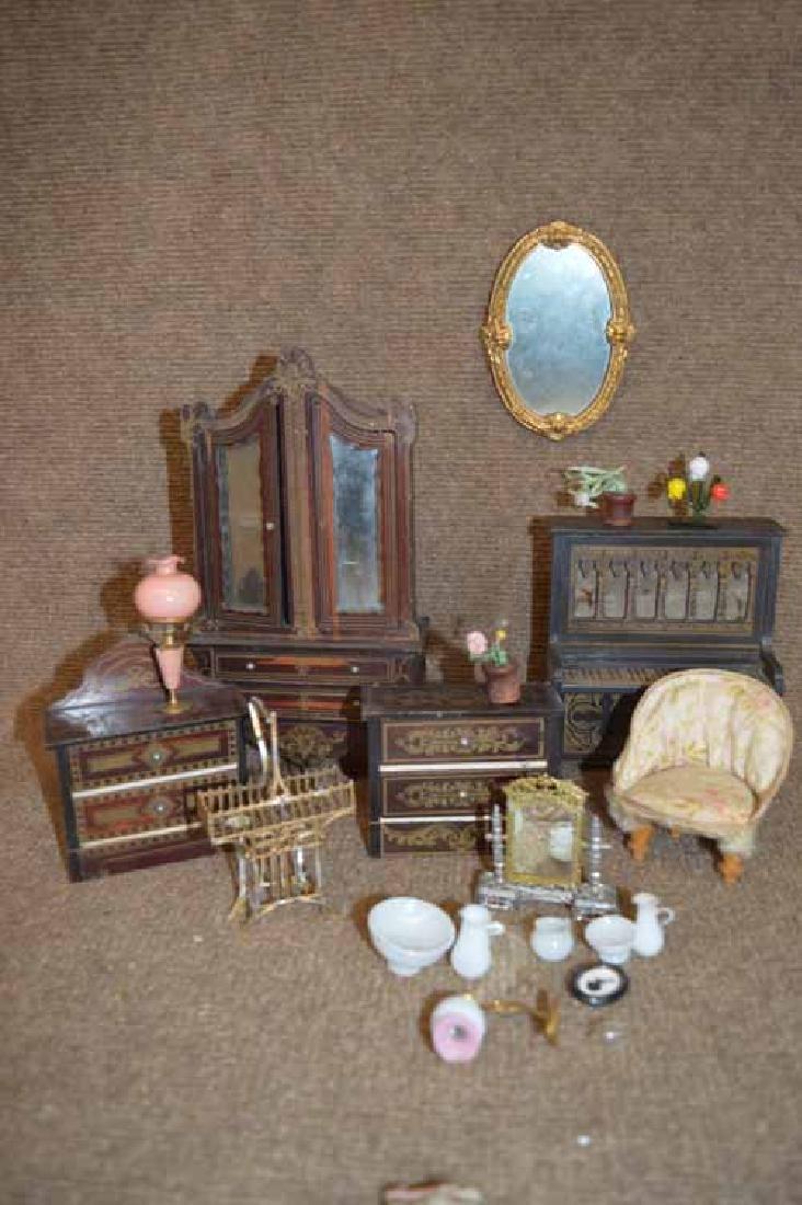 Grp of  Furniture & Accessories