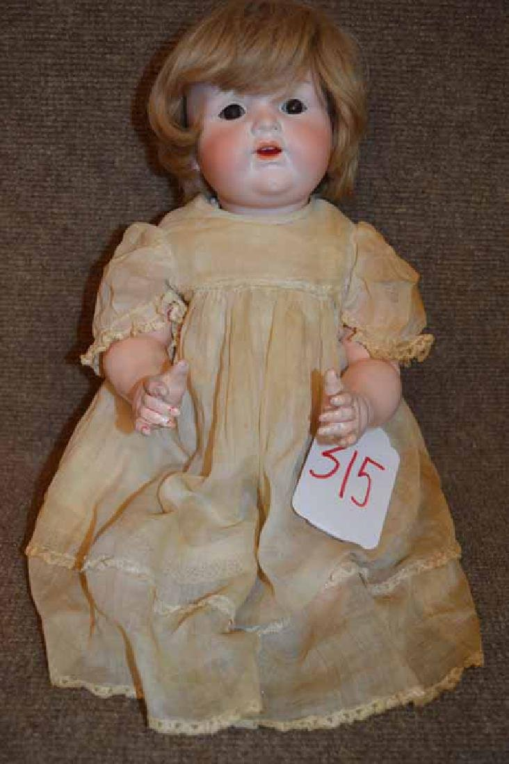 "15"" Armand Marseille Baby, Germany mold 990 A M"