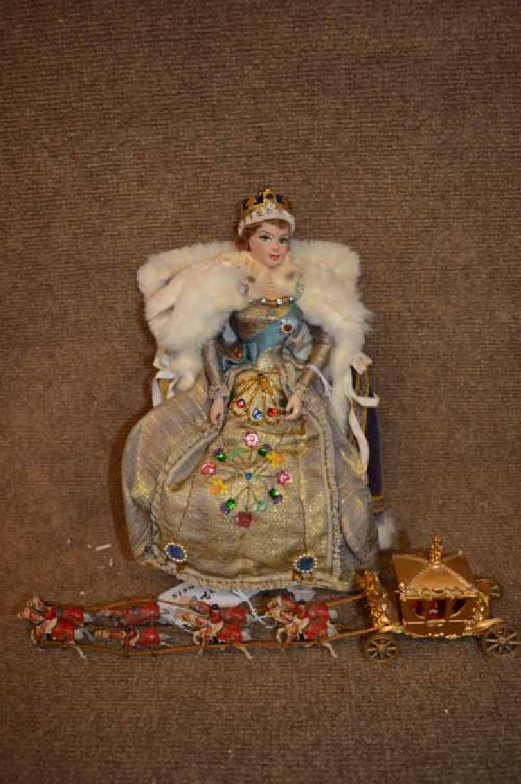 Queen Elizabeth Coronation Lot
