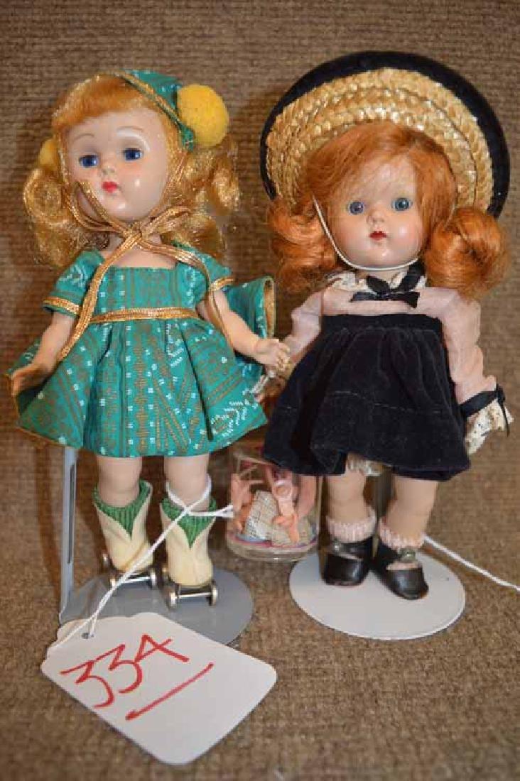 (2) 1952   & 1956 Ginnys