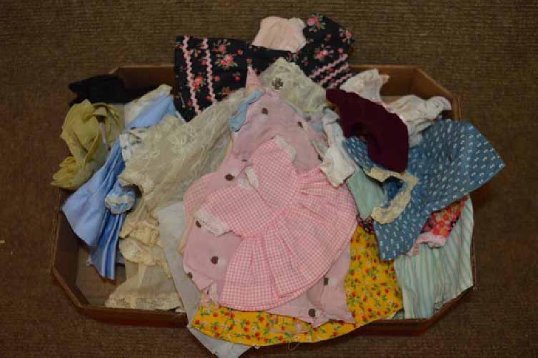 Box lot of Ginny & Ginny Type clothing