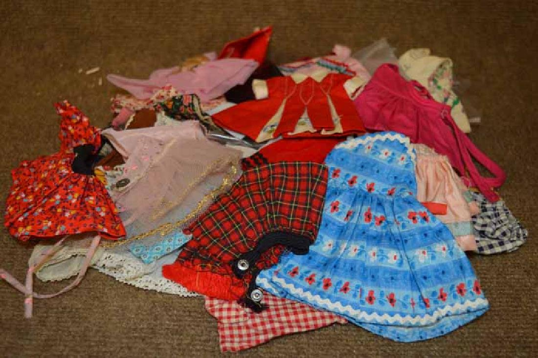 Box lot of Ginny & Small Type Clothing Etc