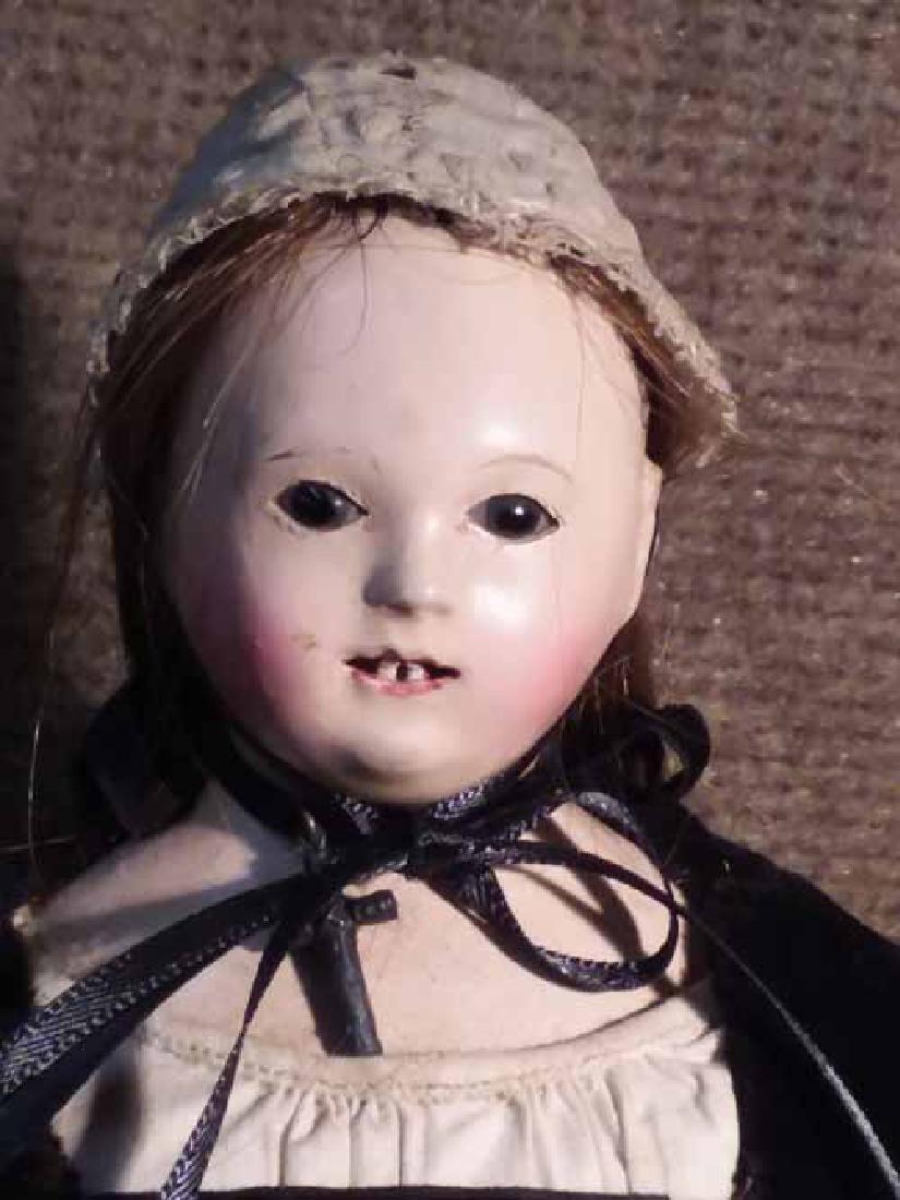 Papier Mache Doll - 2