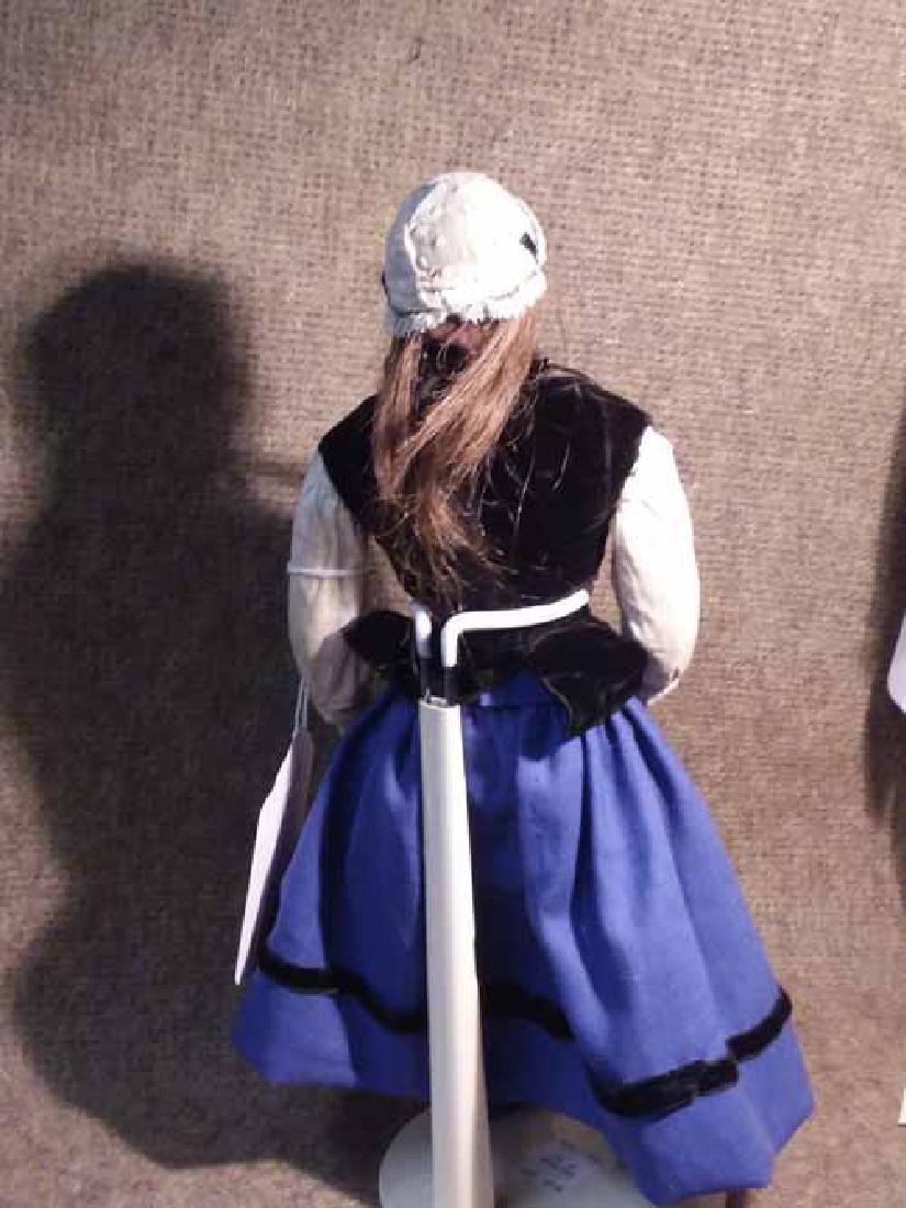 Papier Mache Doll - 3