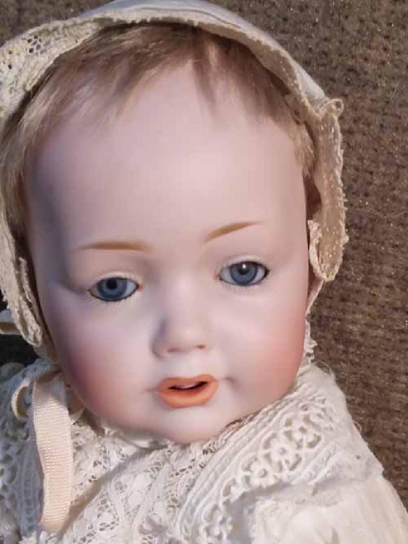 Bisque Head Doll - 2