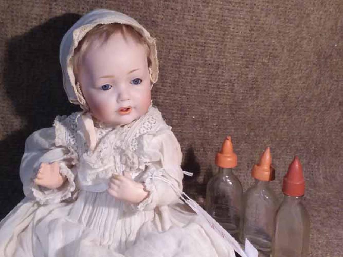 Bisque Head Doll - 3