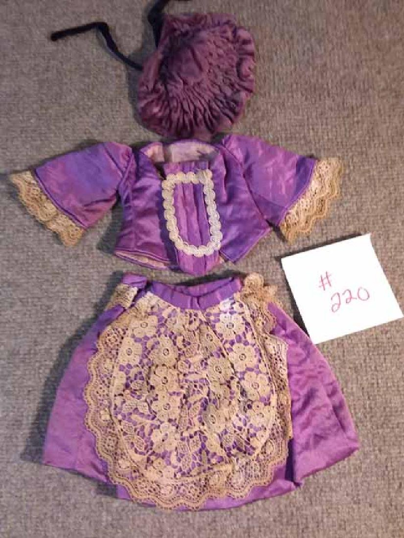 Antique Doll Outfit