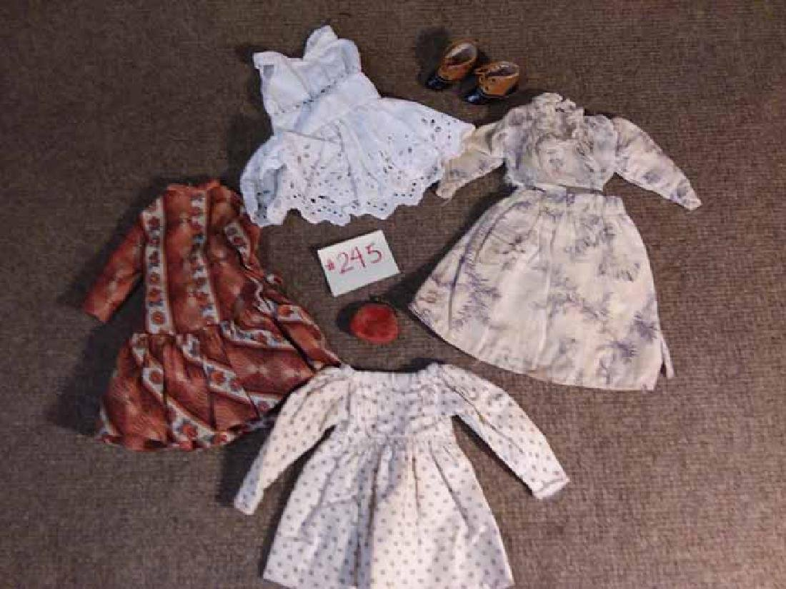 "GRP OF CLOTHING TO FIT APPROX 8""-10"" DOLLS - 2"