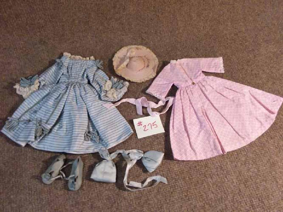 GRP OF DOLL CLOTHING