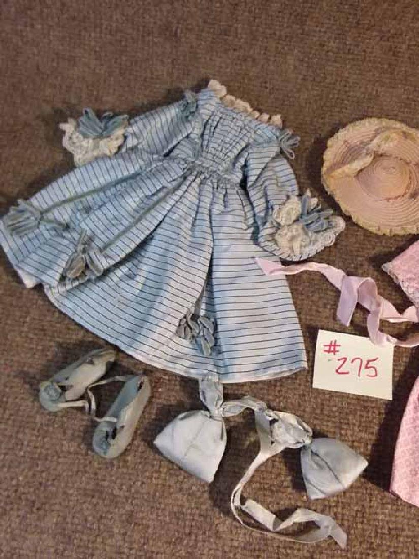 GRP OF DOLL CLOTHING - 2