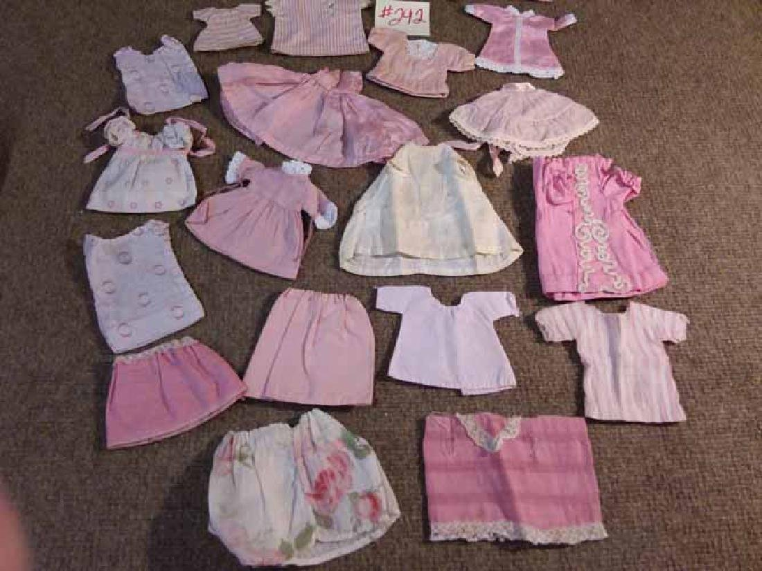 GRP OF SMALL DOLL CLOTHING - 3