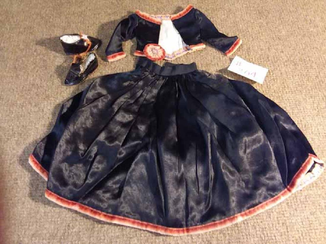 """DOLL OUTFIT TO FIT APPROX 12-13"""" DOLL - 3"""