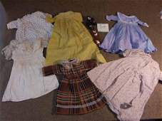"""DOLL DRESSES TO FIT APPROX 14""""-18"""" DOLLS"""