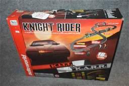 KNIGHT RIDER RACE CAR  TRACK