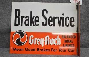 GREY-ROCK SIGN