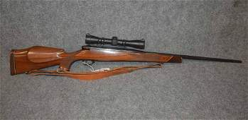 WEATHERBY RIFLE - LEFT HANDED