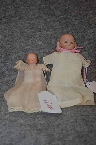 (2) BABY DOLLS