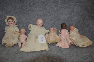 (6) BABY DOLLS