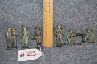 (6) IRON SOLDIERS