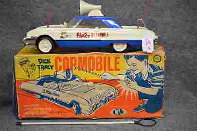 DICK TRACY COP MOBILE