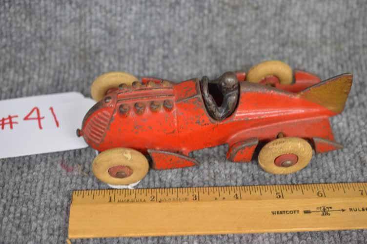 HUBLEY RACE CAR