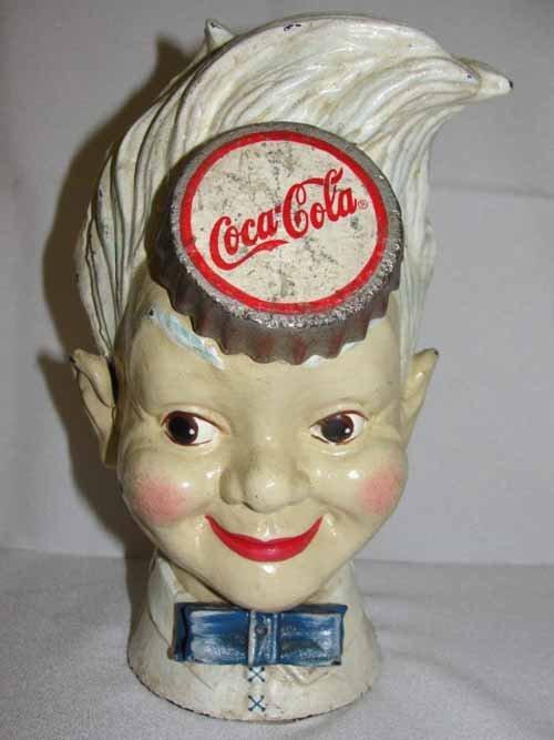 9: Coca Cola Soda Jerk Bank