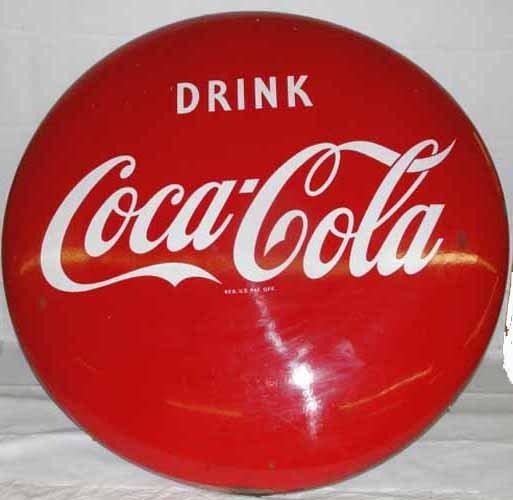 12: Coca Cola Button