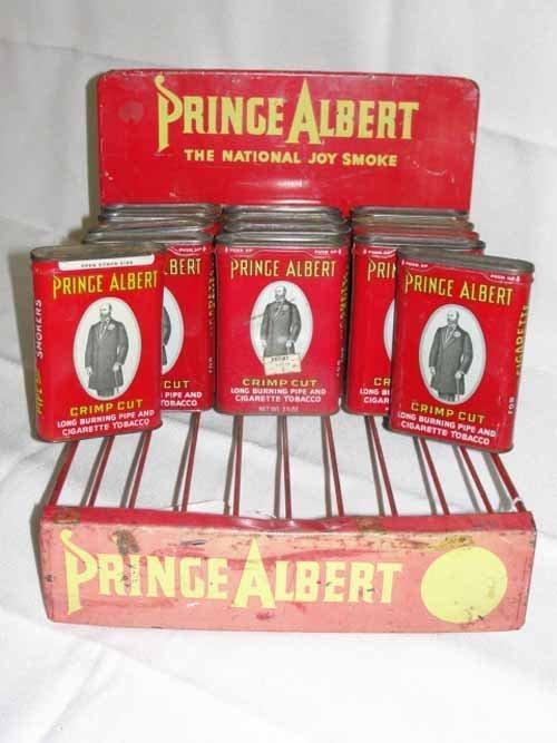 14: Prince Albert tobacco Display - 3