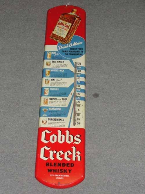 3: Cobbs Creek Thermometer