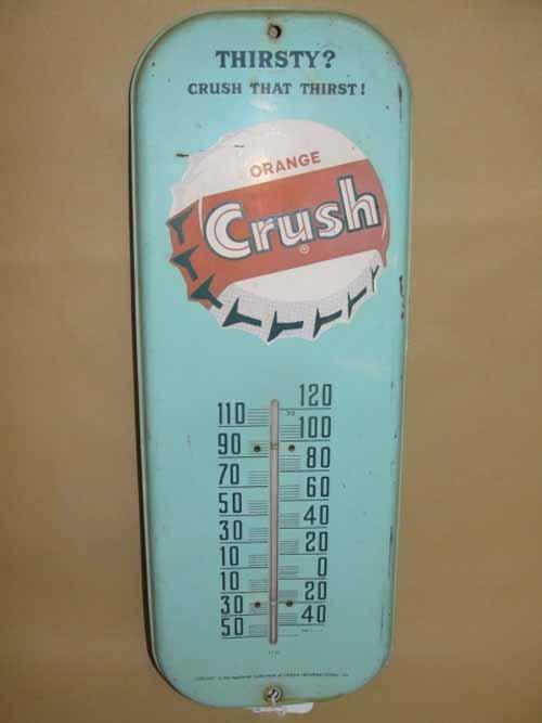 6: Orange Crush Thermometer