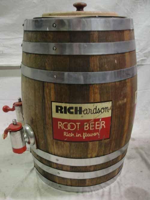 16: Richardson Root Beer Barrel