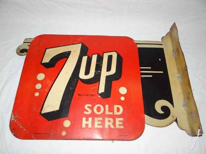 1942  7 -Up Flange