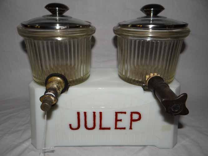 Double Julep Dispenser