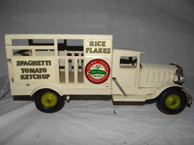 Heinz Delivery Truck