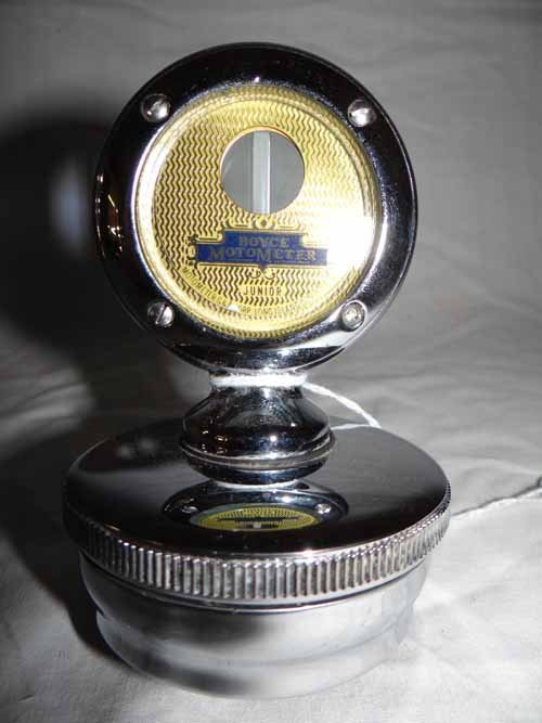 Boyce Moto-Meter Radiator Cap