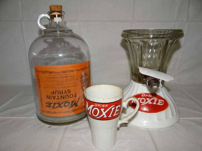 Moxie Items